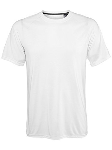 adidas Men's Team Ultimate SS Top White XL Adidas Team Shirts