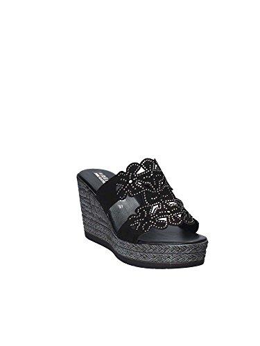Scalzato Nero Shoes Donna 91126 Grace 8EPqOnnxw