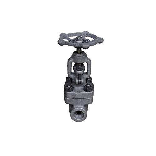 Stellite Seat 2 S//W Globe Valve Forged Steel A105 800PSI with OS/&Y Rising Stem