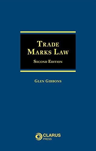 Trade Marks Law: Second Edition