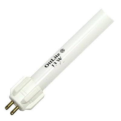 OttLite 10264 - T57J3M Straight T4 Fluorescent Tube Light Bulb