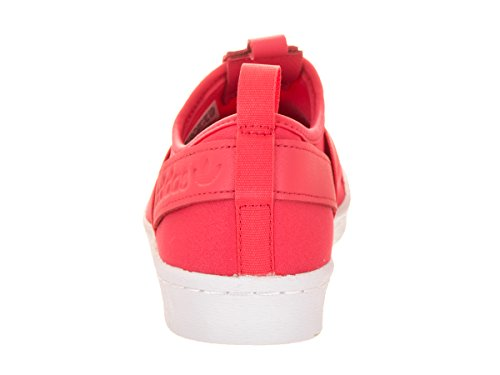 Superstar De Femme Adidas W Chaussures On Slip Gymnastique Rose dxOqRw