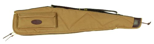Boyt Harness Signature Series Scoped Rifle Case with Pocket (Khaki, 46-Inch)
