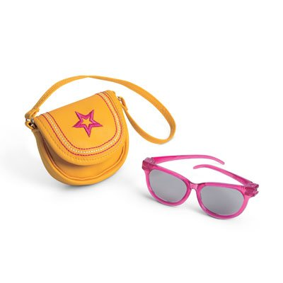 American Girl My AG Exclusive! Sunglasses & Purse