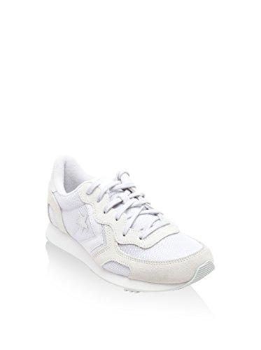 Sneaker Bianco Grigio Racer Uomo Ox Auckland Converse q7TtTH