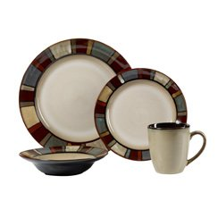 Pfaltzgraff Everyday Nile Dinnerware Set, 16 Pc. by Pfaltzgraff