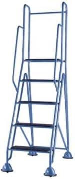 escabeaux de plataforma, móvil – 4 Peldaños, plataforma, contiene azul – plataforma de trabajo escalera escabeaux taburete escalones