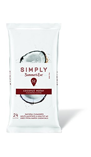 Simply Summers Eve Cleansing Coconut product image