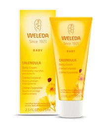 Weleda - Baby Календула крем для тела - 2,5 унций.