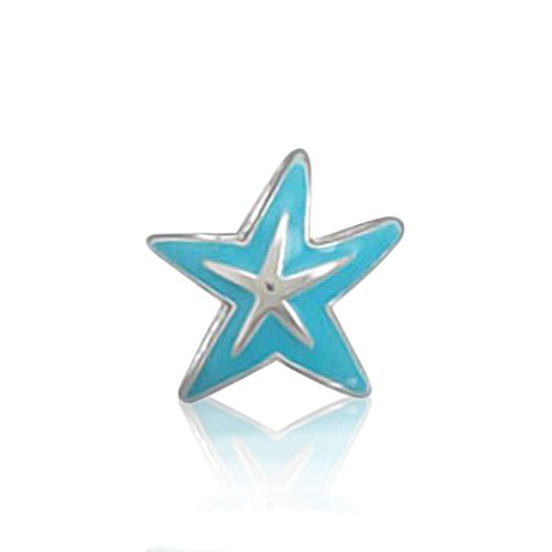 Starfish Nautical Animal Bead Charm ()