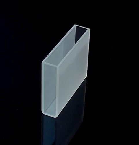 Optical Glass Cuvette, 5cm 50mm, spectrometer cell cuvettes,Large cuvette,Cell