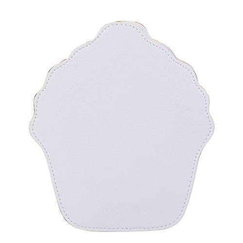 PU Purse Cake Women's Shape Cross Handbag Cartoon Food Body Casual Handbag RaPx4wqadC