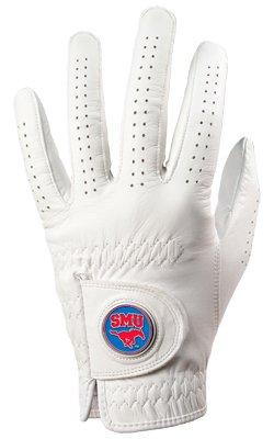 SMU Mustangs Golf Glove & Ball Marker – Left Hand – Medium   B00BFLO4CI