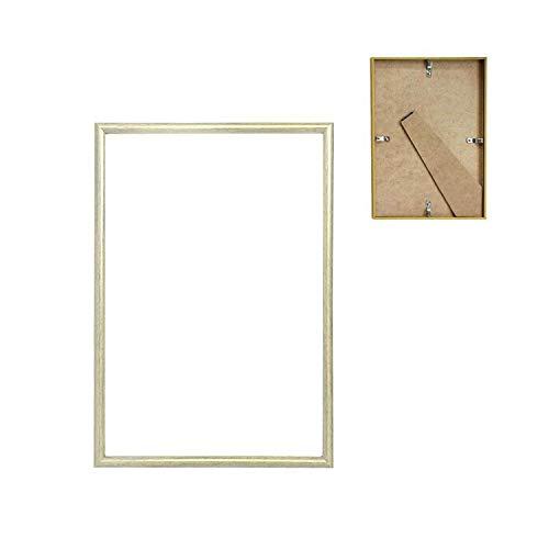 Photo Frame Wall Art Classic Reinforce A4 Poster Frame for Wall Hanging Photo Frame Wall,Certificate Frame,B]()