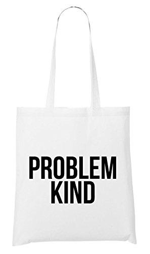 Problem Kind Bag White