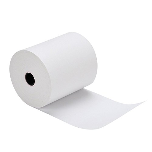 400-Rolls 2 1/4'' X 50' Thermal Receipt Printer Paper for Verifone VX520, Ingenico ICT220 ICT250, First Data FD400, Nurit 8000 (400-Rolls) by O'Image