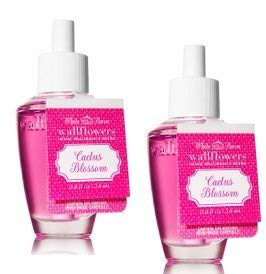 Bath and Body Works WallFlower Fragrance Refill Cactus Blossom 2 Pack. 0.8 oz