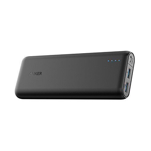 Anker PowerCore Speed 20000, 20100mAh Portable High Capacity Charger with Qualcomm Quick Charge 3.0
