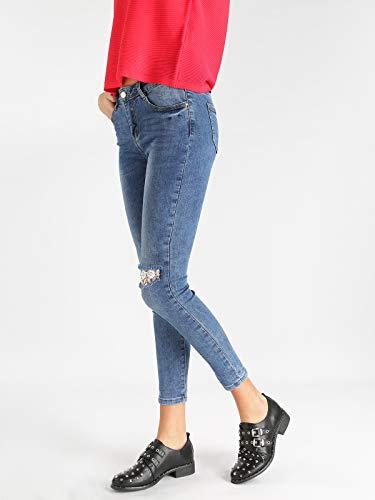 Femme FARFALLINA FARFALLINA Jeans Denim Denim Jeans Jeans Femme FARFALLINA Femme wUwaqBW1
