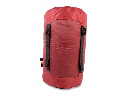 LifeVenture Compression Stuff Sack - 15 litres Red by Life Venture B00CI3CVO0