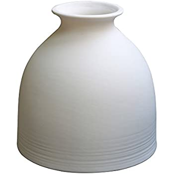 Amazon Jomop Small White Vase Ceramic Ceramic Bud Vases White