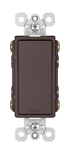 (Legrand-Pass & Seymour TM874DBCC6 EMW3831310, Four Way, Dark Bronze)