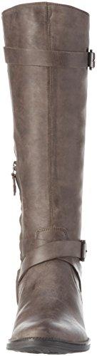 Geox D Mendi D, Stivali da Equitazione Donna Braun (Chestnutc6004)