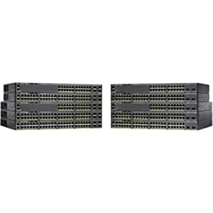 Cisco Refurbished Equip. Catalyst 2960 X 48GE PoE