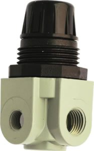 Milton MILS-1145 Mini Heavy Duty Regulator .25