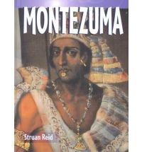 Montezuma (Historical Biographies) by Heinemann/Raintree