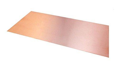 24 Ga Copper Sheet Metal 6' x 12'