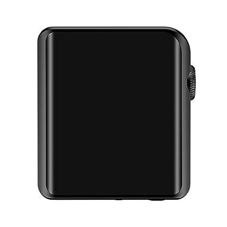 Shanling M0 Reproductor de Audio Digital y DAC, portátil, sin pérdidas, Color Negro Negro: Amazon.es: Electrónica