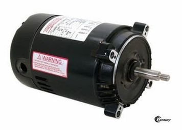 1 hp 3450rpm 56J Frame 230/460 Volts Three Phase Pump Motor – AO Smith Electric Motor # T3102