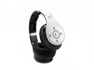 Bass Effect Audio Revolution X wireless Bluetooth 4.0 headphone with NFC, clear talk mic, Stereo Hi-fi and Mulit-Media Micro-SD capability