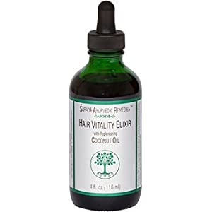 Hair Vitality Elixir Oil with Organic Coconut Oil 37