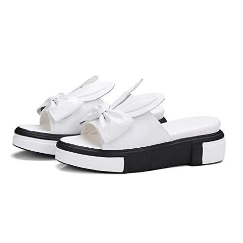 Gamuza Toe Leather Mujer Creepers Zapatos Beige Black de Black ZHZNVX Round Spring Sneakers Comfort Nappa xwgtnPq