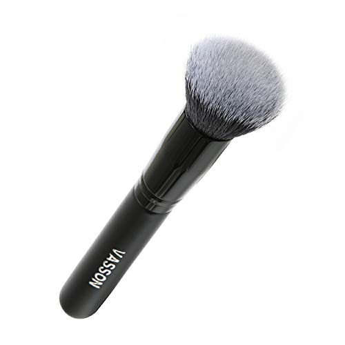 Vasson Makeup Brushes Foundation Kabuki Brush Best Face Brush Perfect For Powder Liquid Cream Buffing Stippling Makeup Tools