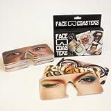 20pc Gift Republic Face Coasters