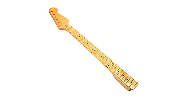 Repuesto de Cuello de Arce para Guitarra eléctrica ST Strat ...