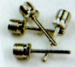 Markwort 3/4'' Inflating Pump Needles - Bag of 100