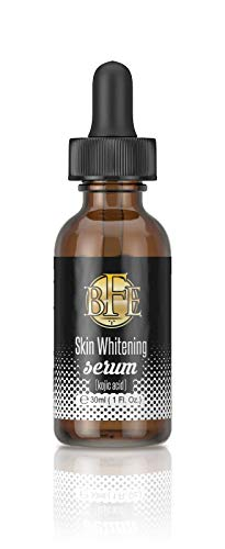 - Skin Whitening Corrector Serum- Visibly Fades and Reduces Skin Discoloration Associated from Dark Spots, Sun Spots, Age Spots, Acne Scars, Brown Spots, Freckles.