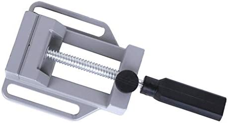 ドリルプレスバイス バイスクランプ フラットタイプ ミニバイス フラット口 ベンチクランプバイス