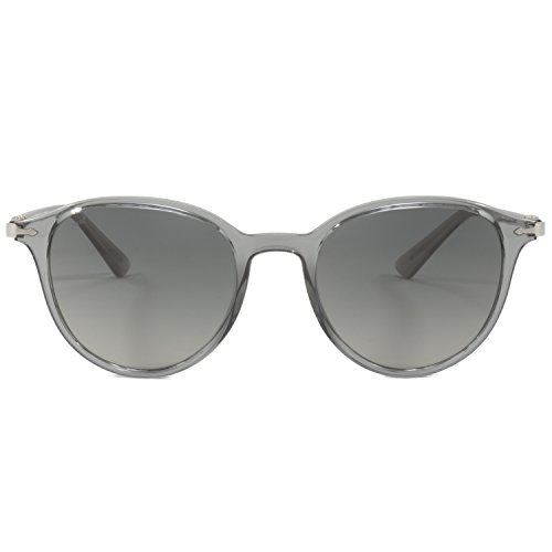 Persol Unisex 0PO3169S Grey/Grey Gradient Dark Grey - Sunglasses Persol Women