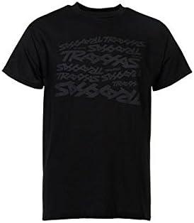 Camiseta gráfica negra trx logo md - TRAXXAS - TRX1357-M ...