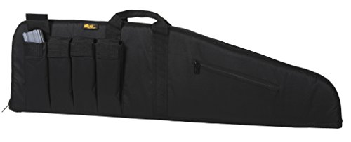 Tactical Assault Rifle Case - US PeaceKeeper Assault Case (Black, 35-Inch)