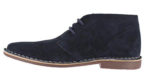 assorted Desert uomo Red Blu Blu Stivali TapeGobi colours Boots PUvq7F
