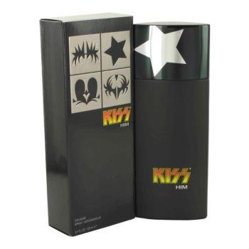 Kiss Kiss Him Eau De Toilette Spray 3.4 Ounces