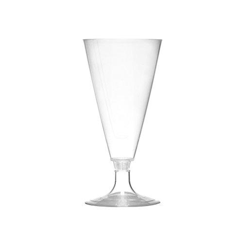 SelfEco SelfEco Compostable 4 oz. Champagne Flutes, 140 Count, 2-1/4