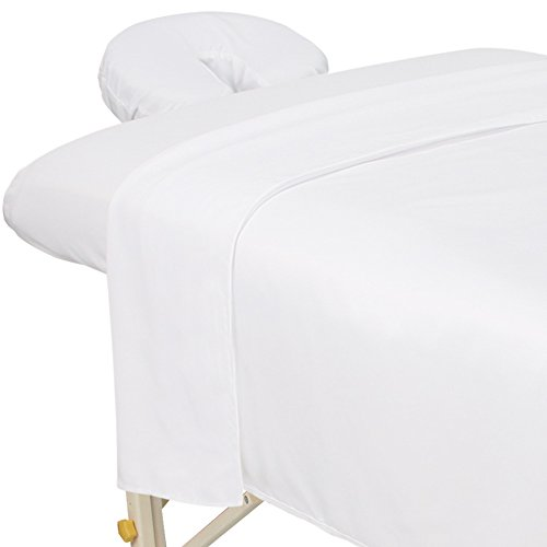 ForPro Premium Microfiber 3 Piece Sheet Set White from For Pro
