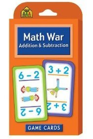 Game Cards - Math War